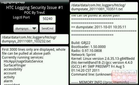 Se desvela un fallo importante de seguridad en algunos teléfonos HTC