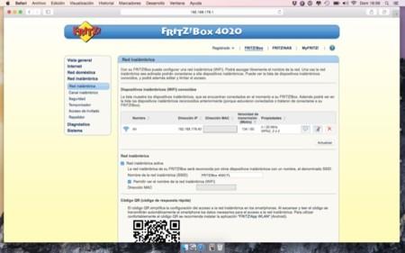 Fritz Box 40207