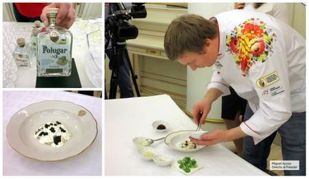 El Kremlin nos invita a conocer la nueva cocina rusa (y es algo más que vodka y patata)