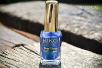 Probamos el esmalte Tropical Blue de la colección Life In Rio de Kiko