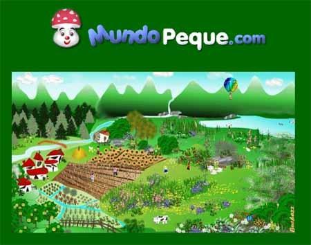 Mundo Peque: entretenimiento on-line para peques