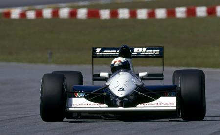 Giovanna Amati, una mujer con un paso breve por la Fórmula 1
