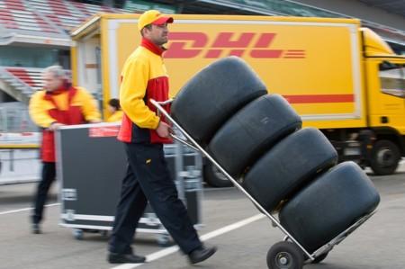 Dhl Formula 1 03