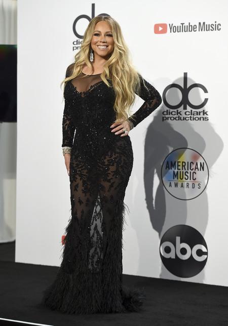 Mariah Carey amas 2018