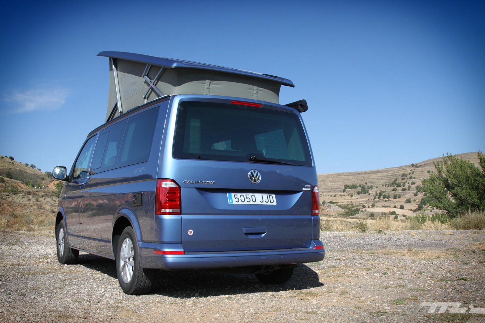 Foto de Volkswagen California T6 (prueba) (18/34)