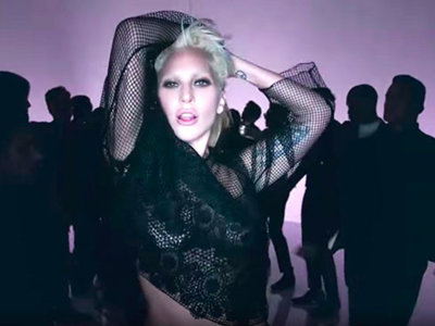 Lady Gaga, más de moda que nunca para Tom Ford junto a Nile Rodgers