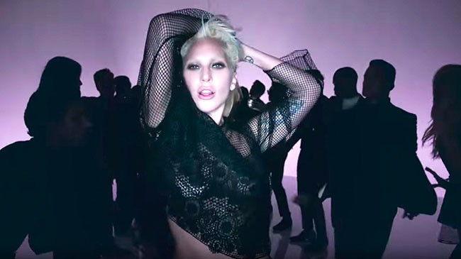 Tomford Autumn Lady Gaga