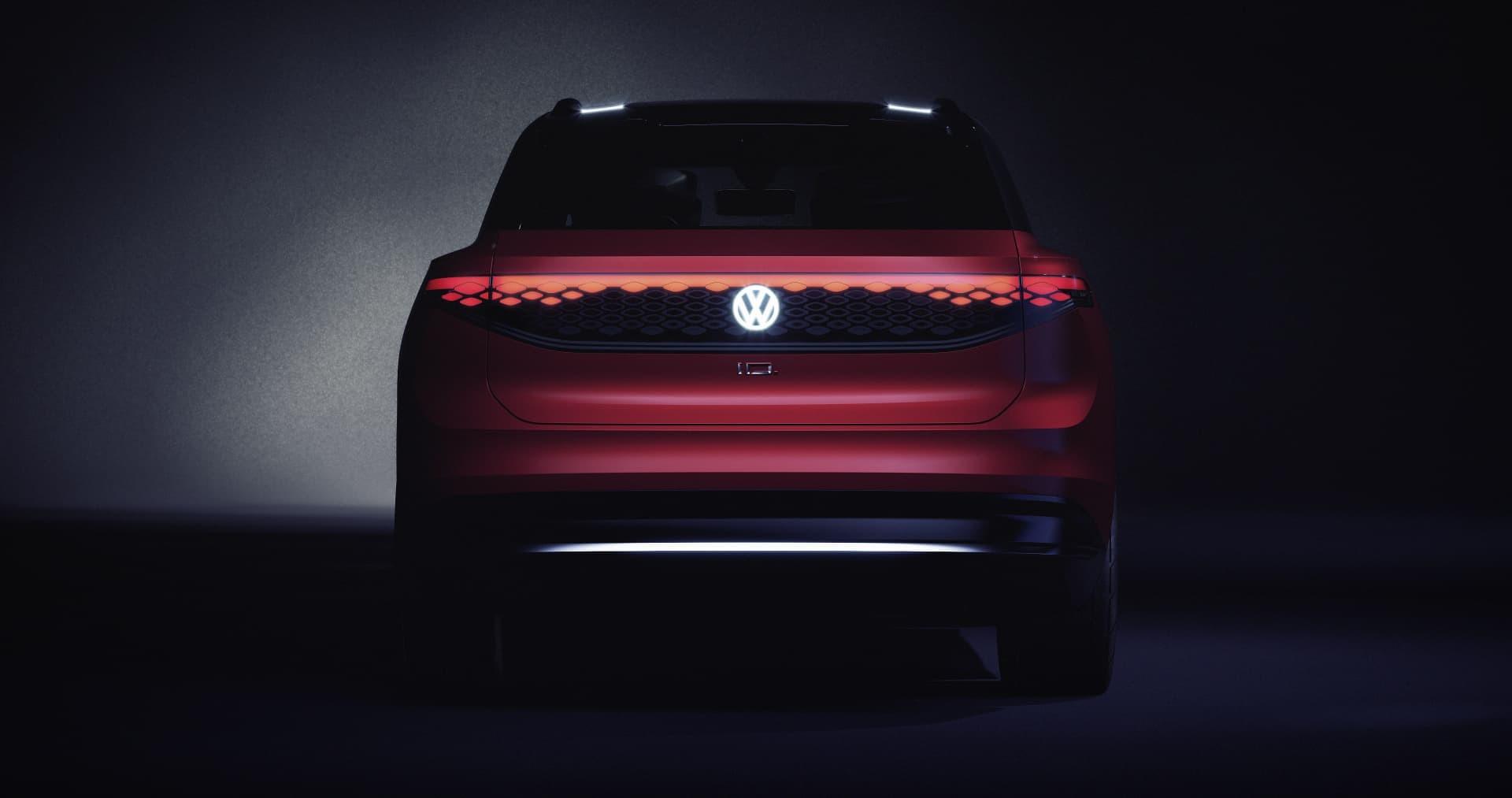 Foto de Volkswagen ID. Roomzz (3/19)