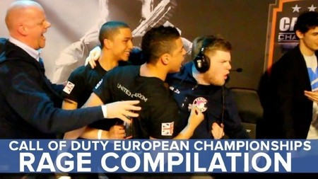 """VX en corto: toneladas de """"Fuck You!"""" en un torneo de 'Call of Duty' y la caballería llega a PS Vita"""