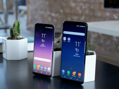 Descarga ya los espectaculares wallpapers de los nuevos Galaxy S8 de Samsung
