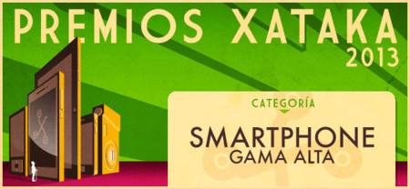 Mejor smartphone de gama alta, vota en los Premios Xataka