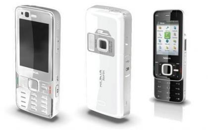 Nokia N82 y N81 se asoman