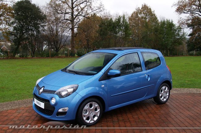 Renault Twingo 2012 Emotion 11