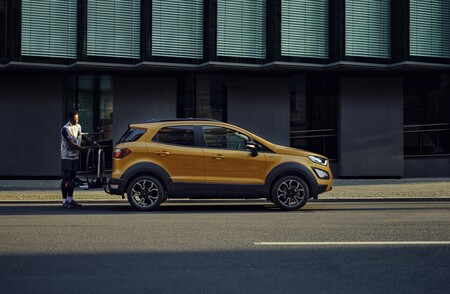 Ford Ecosport Active 2020 7