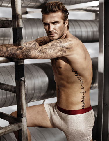 David Beckham se pone bajo las órdenes de Nicolas Winding Refn en la nueva campaña para H&M