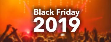 Los 36 mejores móviles en oferta por el Black Friday 2019 hoy 26 de noviembre: Huawei P30 Pro por 599,99 euros y más