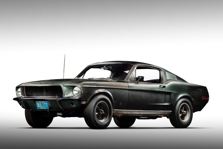 Foto de Ford Mustang Bullitt 1968 (1/13)