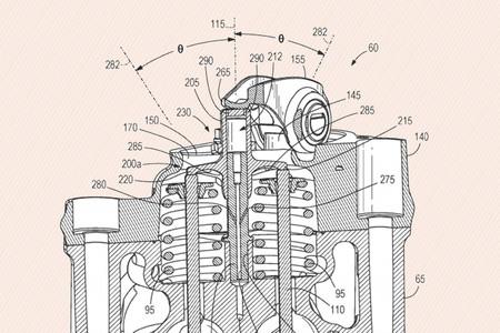 Harley-Davidson ha patentado un nuevo sistema de distribución push-rod, aunque no es tan vanguardista como suena