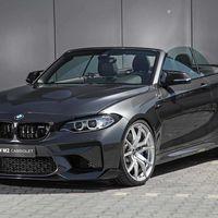 Lightweight se ha sacado de la manga el M2 Cabrio con 422 CV que BMW no se ha atrevido a fabricar