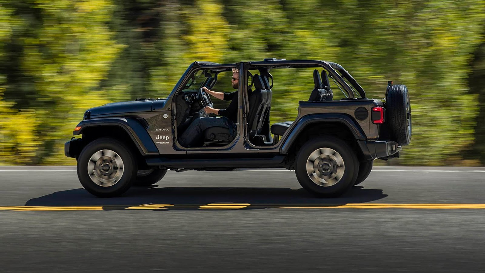 Foto de Jeep Wrangler 2018 (17/114)