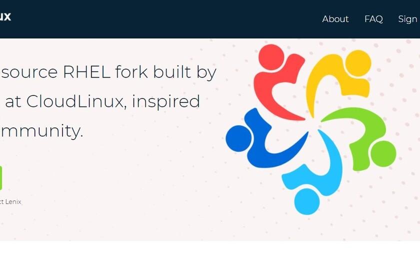 AlmaLinux será el otro gran aspirante al trono del 'viejo' CentOS, y viene apadrinado por los desarrolladores de CloudLinux