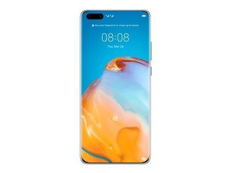 """Huawei P40 Pro: nuevas imágenes filtradas muestran que Huawei logró """"eliminar"""" los marcos en su nuevo smartphone insignia"""