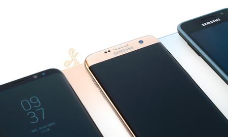 S7 Edge S8 Plus