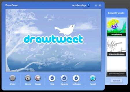 Bamboo Mini Drawtweet, otro ejemplo del acercamiento de los gadgets a lo social
