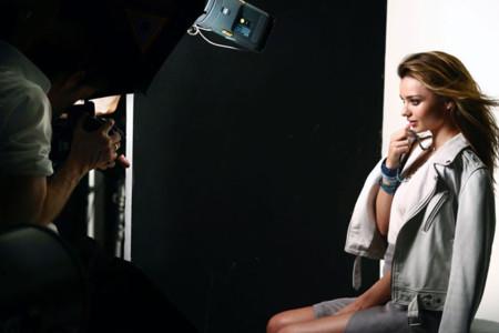 Miranda Kerr imagen de Swarovski
