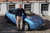 Entrevista a Thomas Edeling y Steve Groves sobre el Nissan Leaf