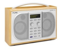 Pure Evoke-2S, radio digital y FM