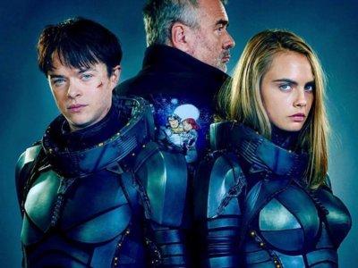 'Valerian y la ciudad de los mil planetas', primeras imágenes de la nueva fantasía de Luc Besson