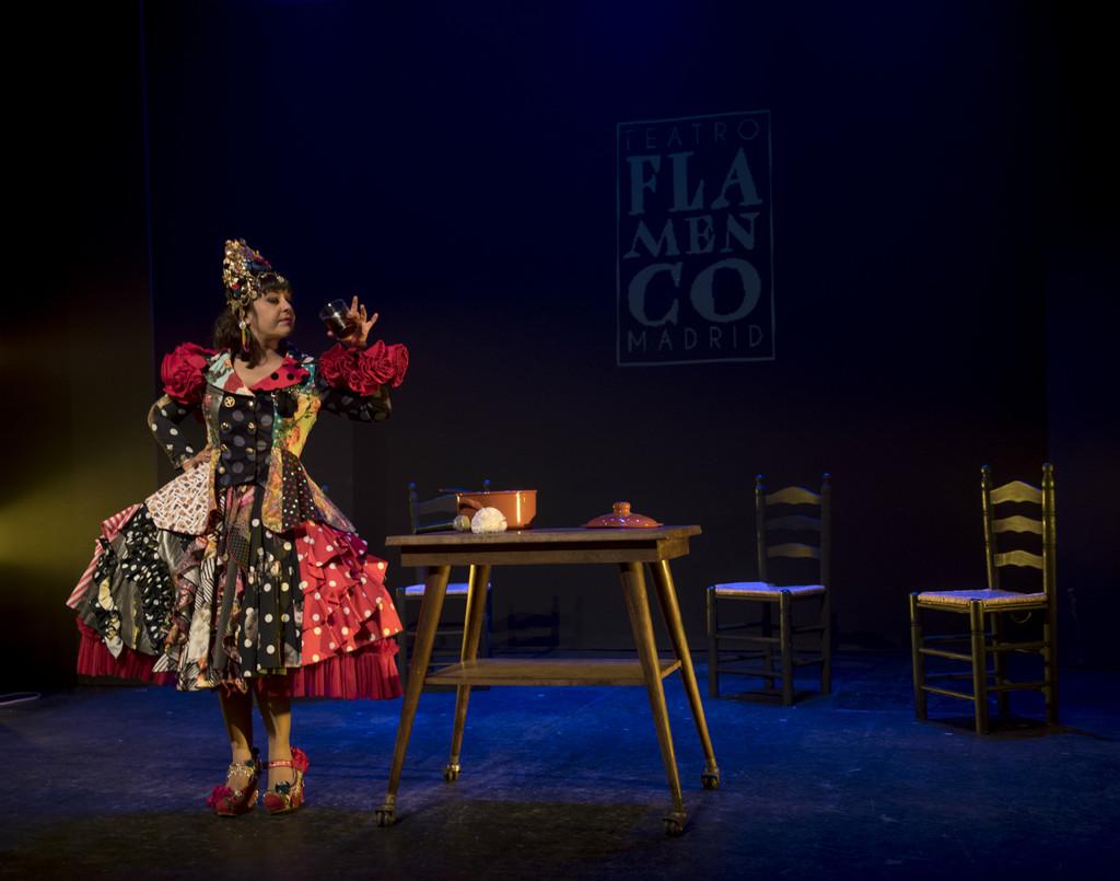 Domingos de vermut y potaje en el Teatro Flamenco de Madrid