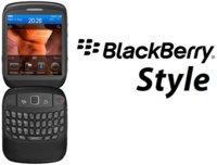 BlackBerry Style, RIM oficializa el BlackBerry Clamshell 9670