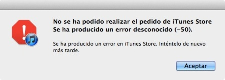 error itunes ping apple