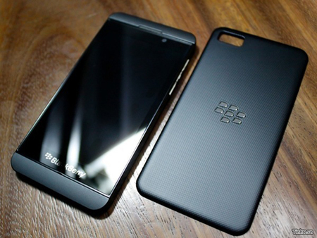 BlackBerry Z10, nombre oficial del primer móvil con BlackBerry 10