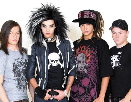 La parada de autobús de los Tokio Hotel sale a subasta