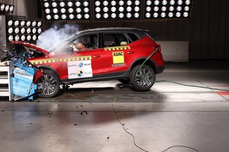 Prueba de choque SEAT Arona Latin NCAP