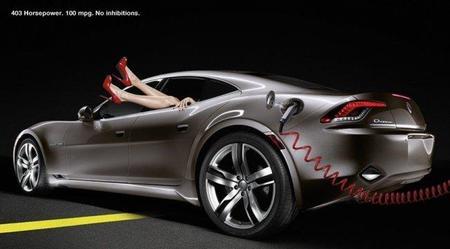 Fisker llevará al Salón de París su híbrido enchufable