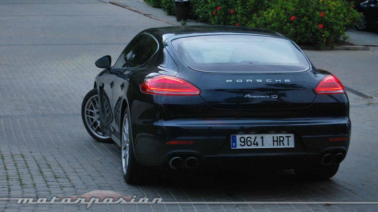 Foto de Porsche Panamera 2014 (presentación) (3/38)