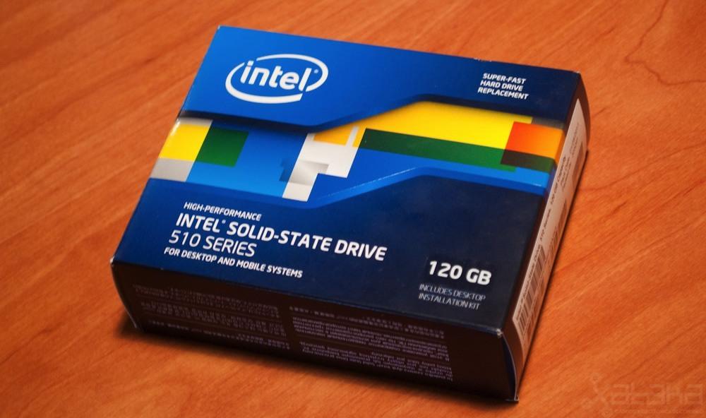 Intel SSD 510