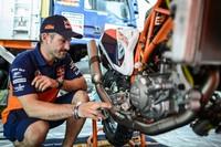 Dakar 2014: los mochileros, antes y después