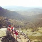 Senderismo con peques: ruta desde el Puerto de Navacerrada hasta la Bola del Mundo