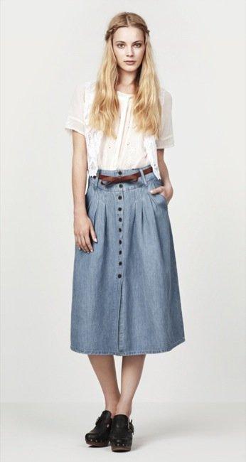 Zara, nuevo lookbook para el Verano 2010