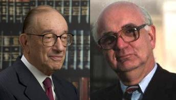 Alan Greenspan: el omnipotente no lo era tanto