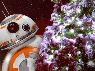 El nuevo 'Star Wars Holiday Special', la imagen de la semana