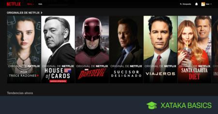 Cómo saber quién usa tu cuenta de Netflix