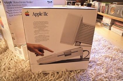 Abriendo por primera vez un Apple //c en 2008