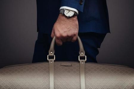 Frida Giannini se prepara para su nuevo viaje con la Duffle Bag de Gucci