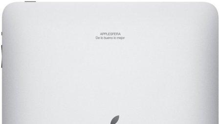 Ya podemos grabar inscripciones con láser en el iPad